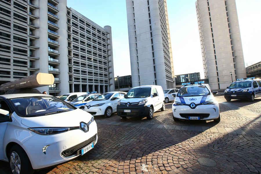 Ztl concesse a veicoli ibridi ed elettrici