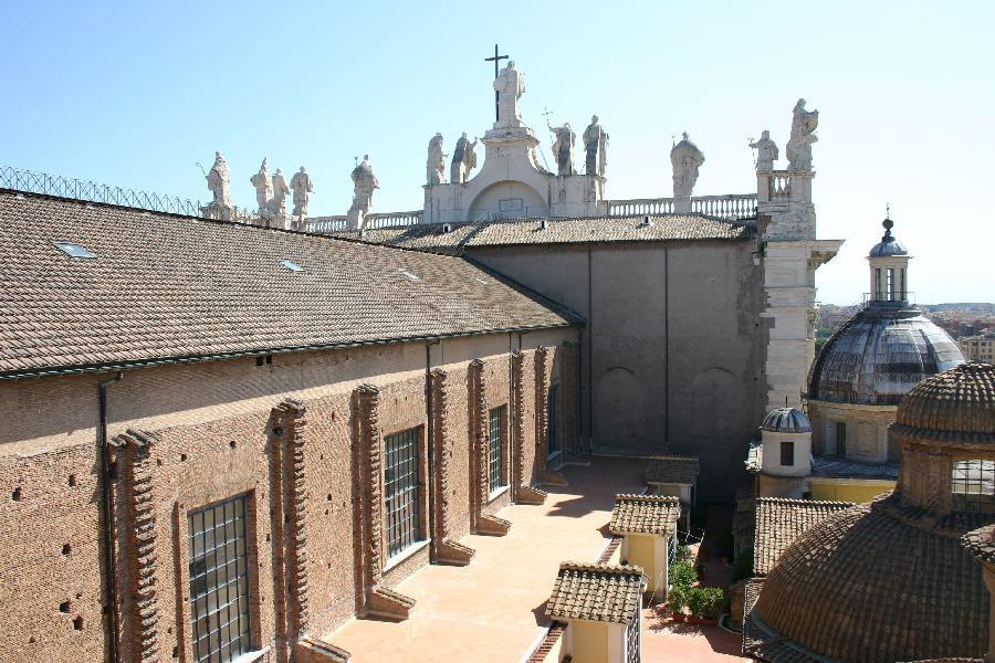 Roma, Raggi: riqualificazione San Giovanni