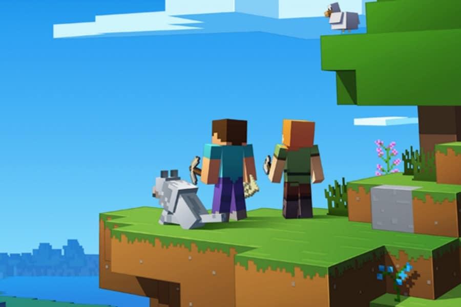 Minecraft il mondo a blocchetti al cinema