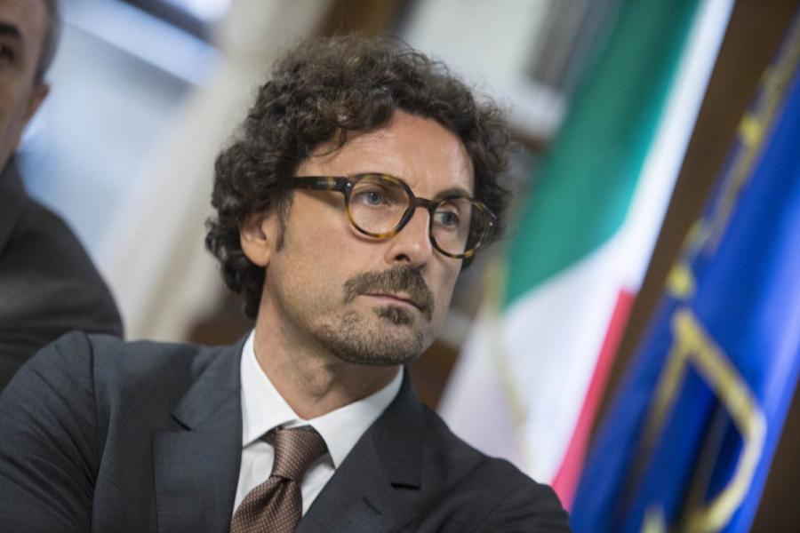 Toninelli su Roma: non solo metro. 700 mln in progetti