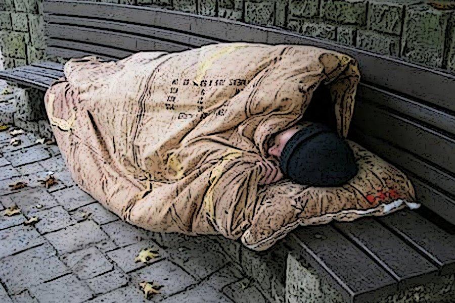 Roma, senzatetto muore di freddo. E' già il decimo