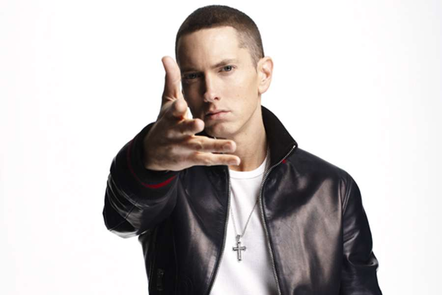 Eminem re delle vendite Usa nel 2018