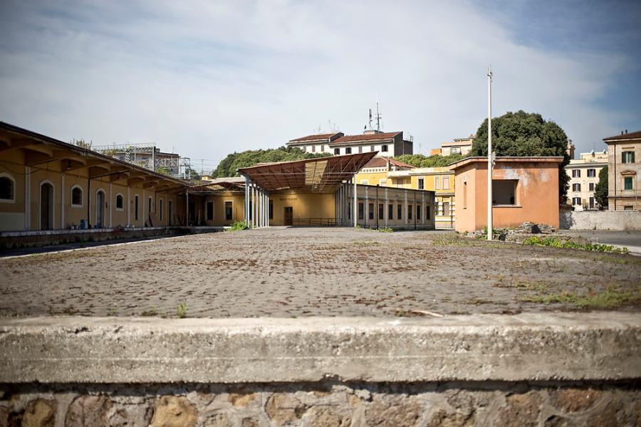 Bombardamenti a San Lorenzo un murale racconta il quartiere