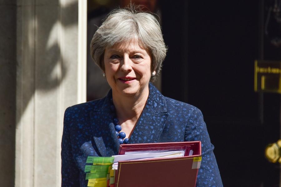 May pronta a ridiscutere il trattato sulla Brexit