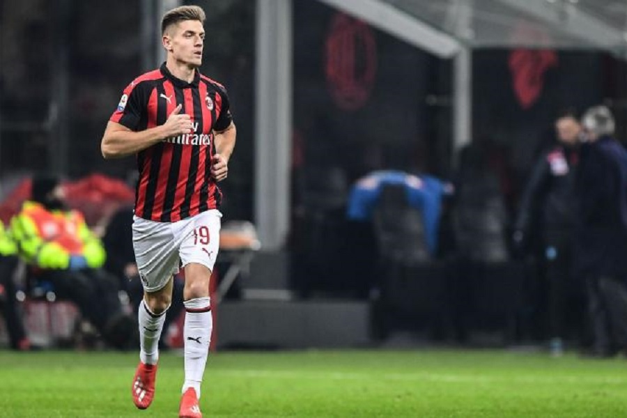 Piatek bis: il Milan affonda il Napoli