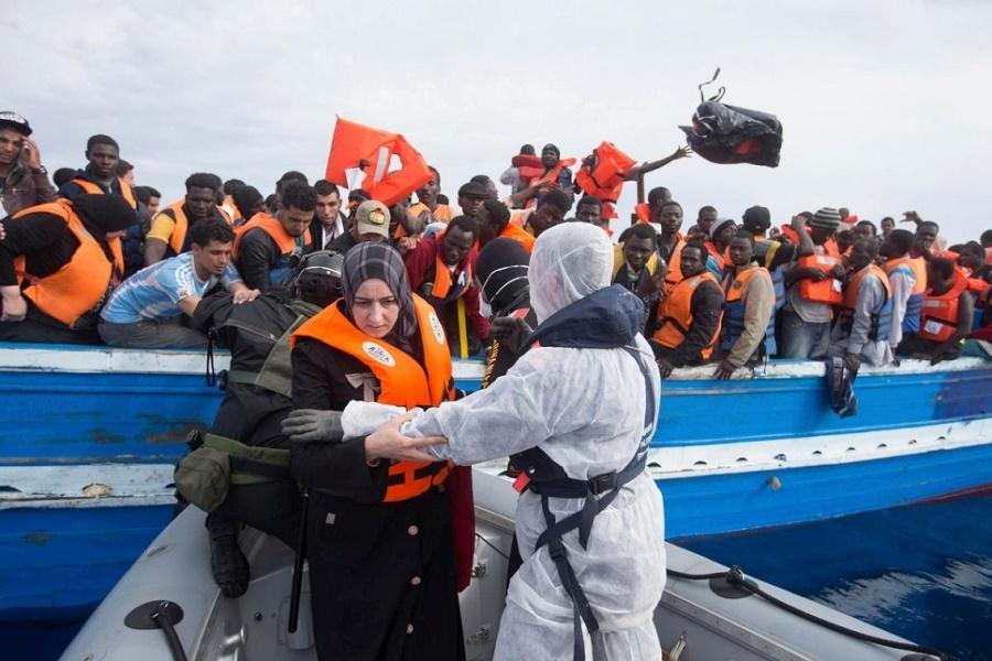 Preoccupa la salute dei migranti della Sea Watch