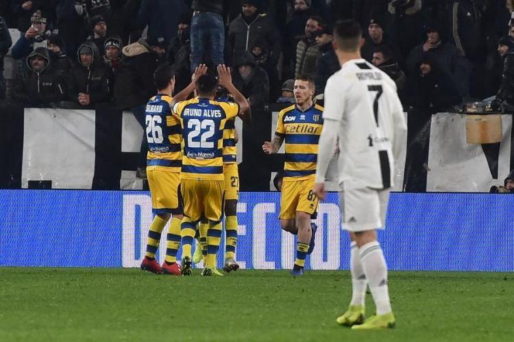 Juve 3-3 a Parma, Inter KO, Roma-Milan X