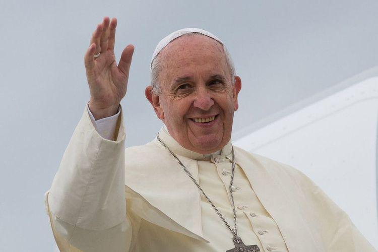 Papa Francesco in visita ad Abu Dhabi