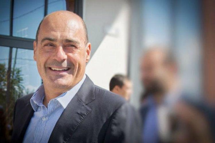 Pd: Zingaretti e la sfida a Martina e Giachetti