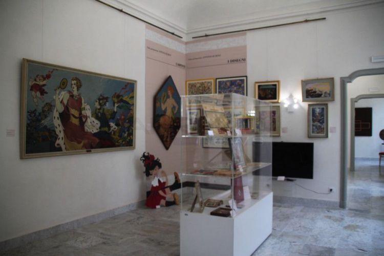 San Valentino al museo archeologico ad Anzio