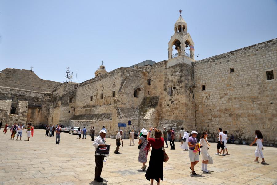 Cori in gemellaggio con Betlemme