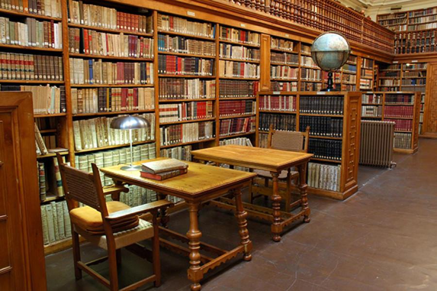 Storia e ricordo in biblioteca a Roma