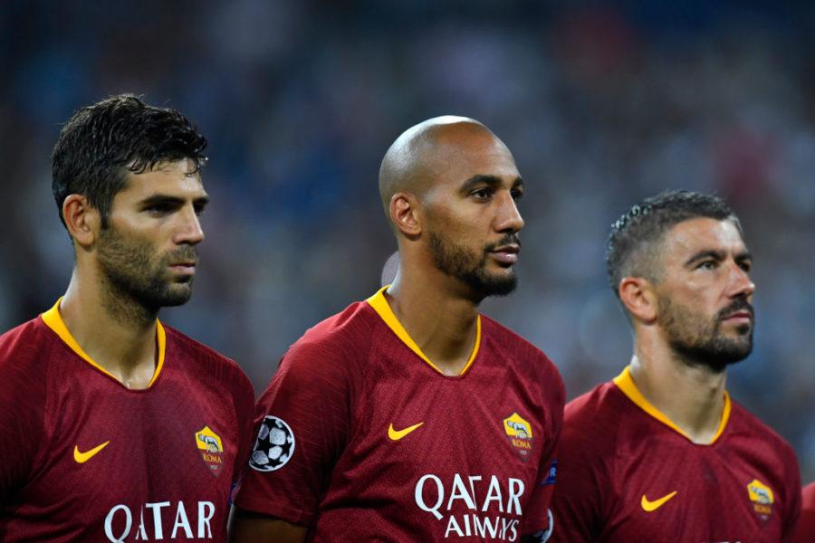Faticano i giallorossi: Roma-Bologna 2-1