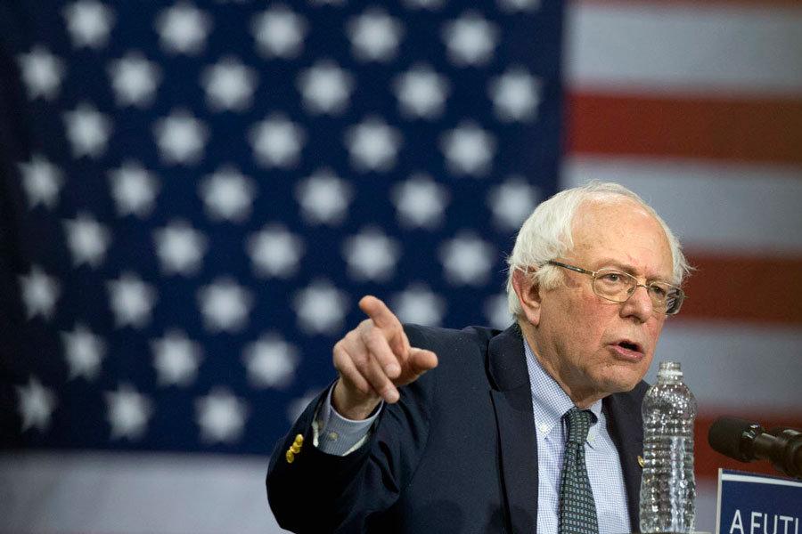Bernie Sanders si ricandida per il 2020
