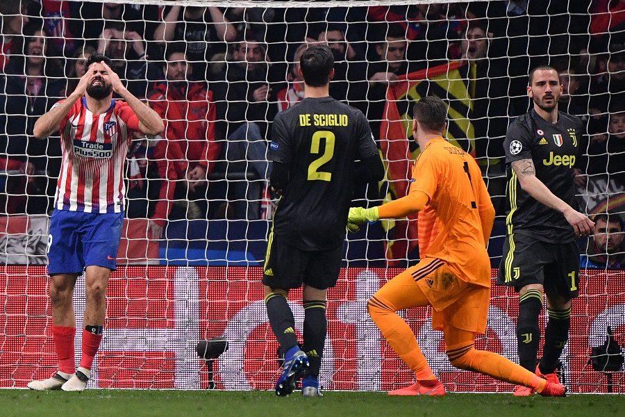 Atletico-Juventus-2-0 ko bianconero