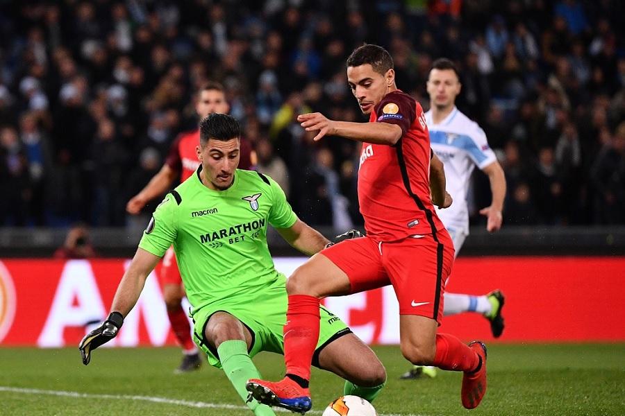 Europa League Lazio eliminata dal Siviglia