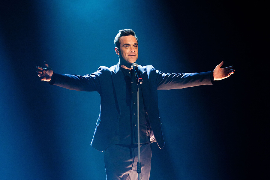 Robbie Williams su droghe ed alcol