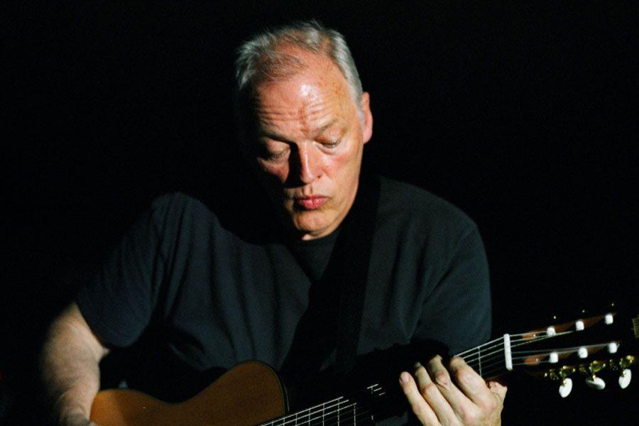 Asta per la Stratocaster nera di David Gilmour