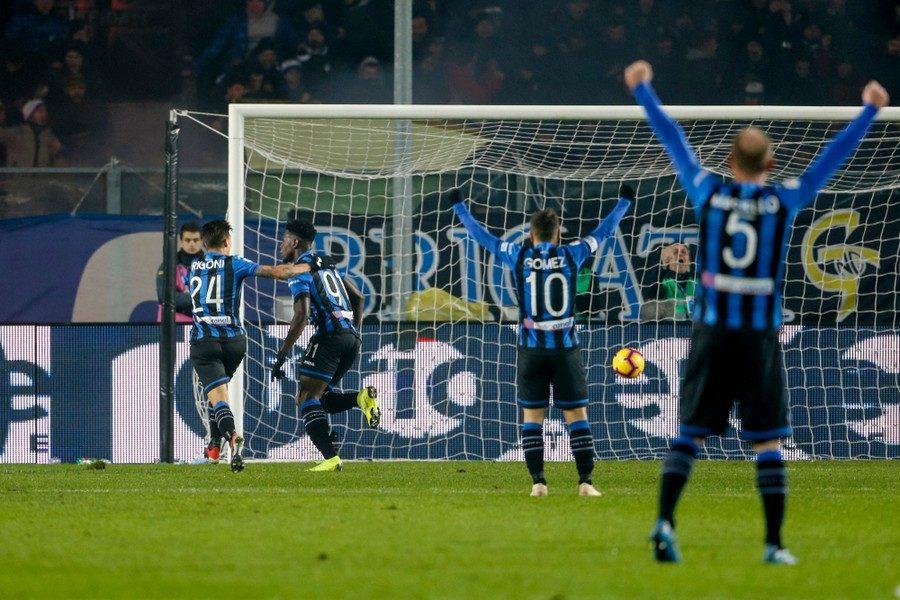 Coppa Italia, Fiorentina-Atalanta 3-3