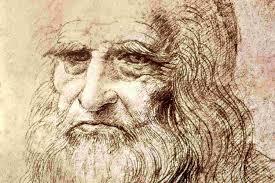 Il genio di Leonardo racchiuso in un dito
