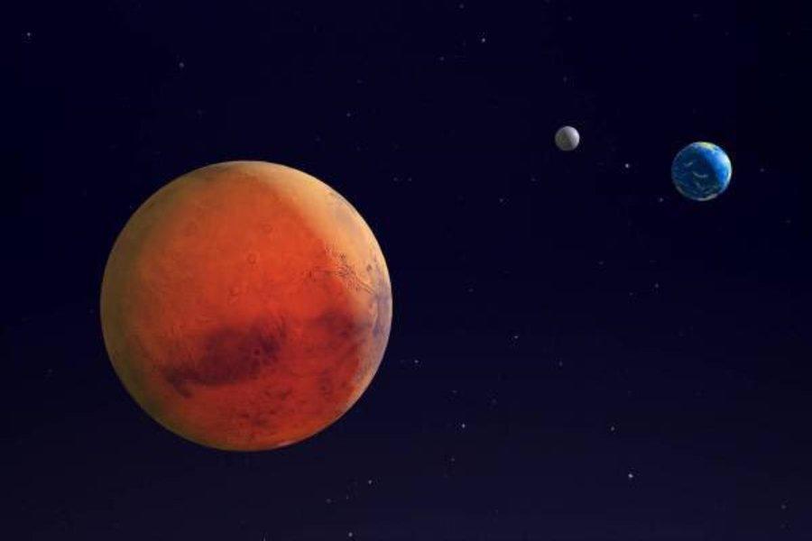 Nasa sonda Opportunity su Marte