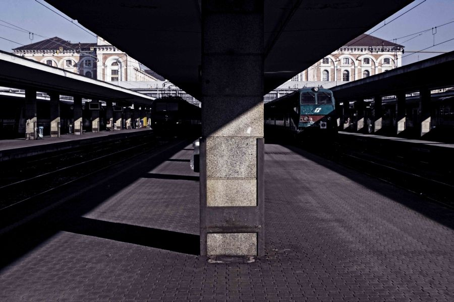 Stazione Trastevere via a riqualifica piazzale