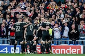 Champions Ayax asfalta il Real Madrid 1-4