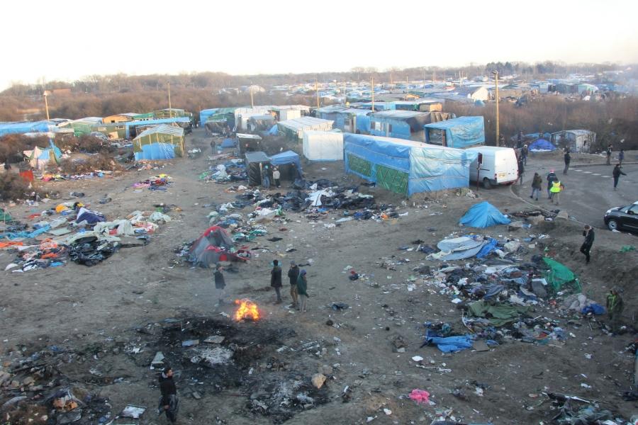 San Ferdinando: avvio sgombero della baraccopoli