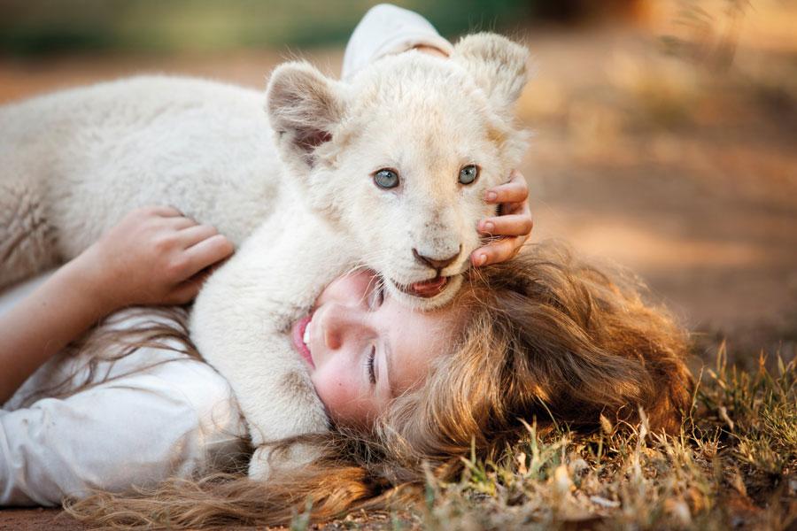 Mia e il Leone bianco anticipa il re leone disneyano