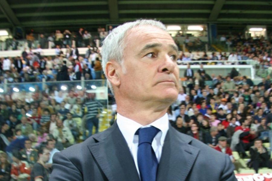 Roma, esonerato Di Francesco, ritorna Ranieri