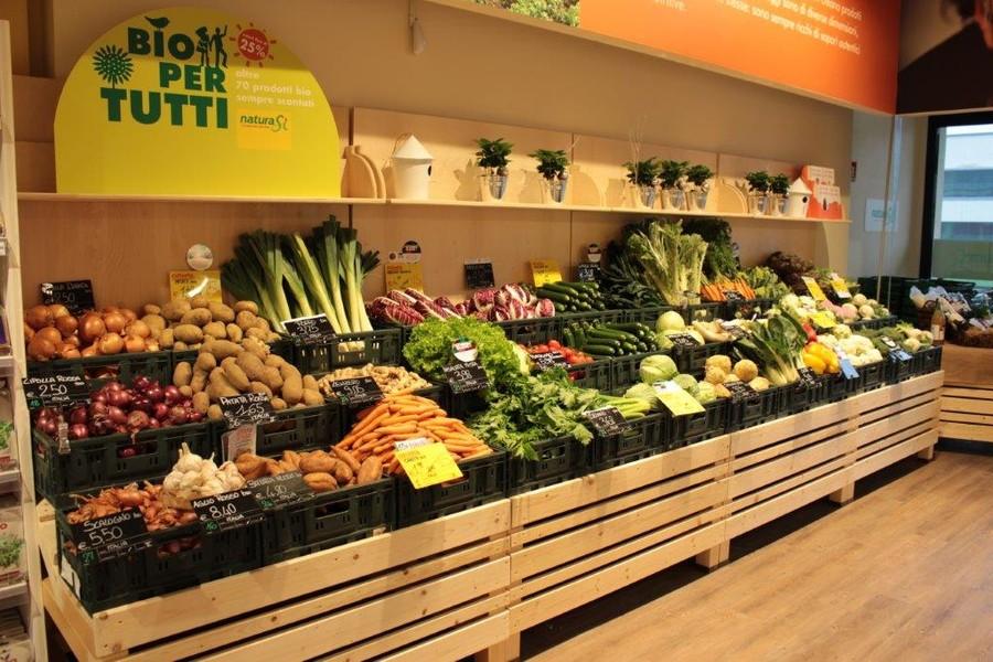 Mangiando si impara a Latina prodotti bio a Km 0