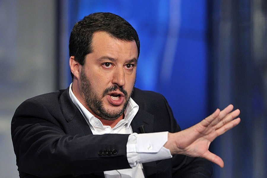 Tav guerra di nervi tra Salvini e Di Maio