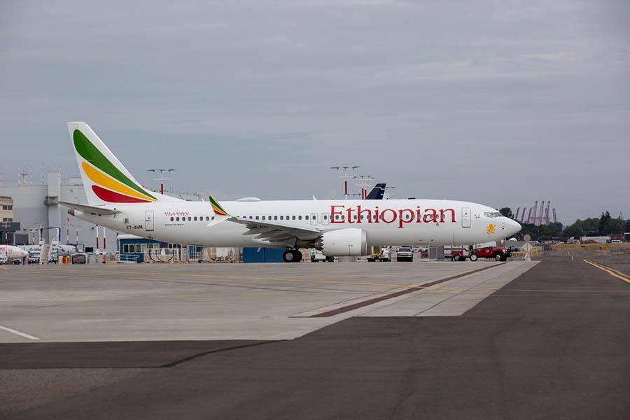 Boeing 737 tutti o quasi a terra