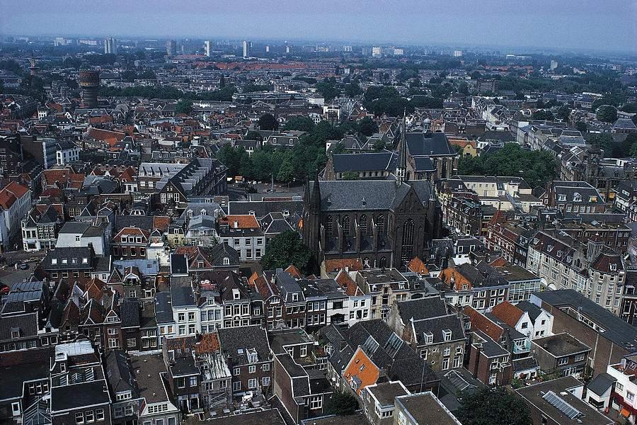 Spari alla cieca sul tram a Utrecht