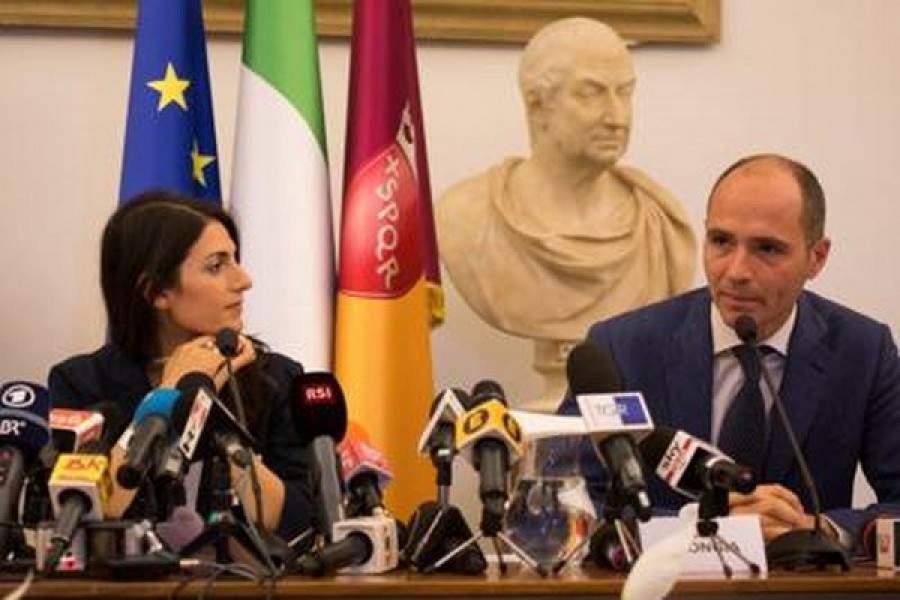 Boom a Roma Frongia indagato per corruzione