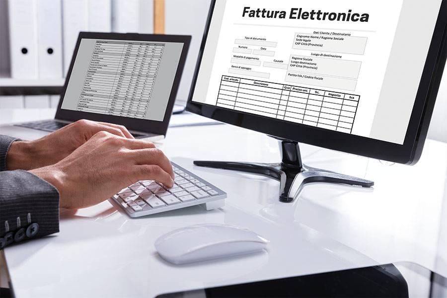 Fatture web rete e elettronica servizio di professionisti