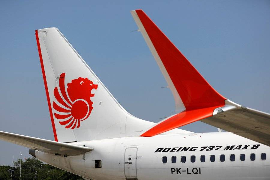 Garuda cancella i Boeing 737 Max