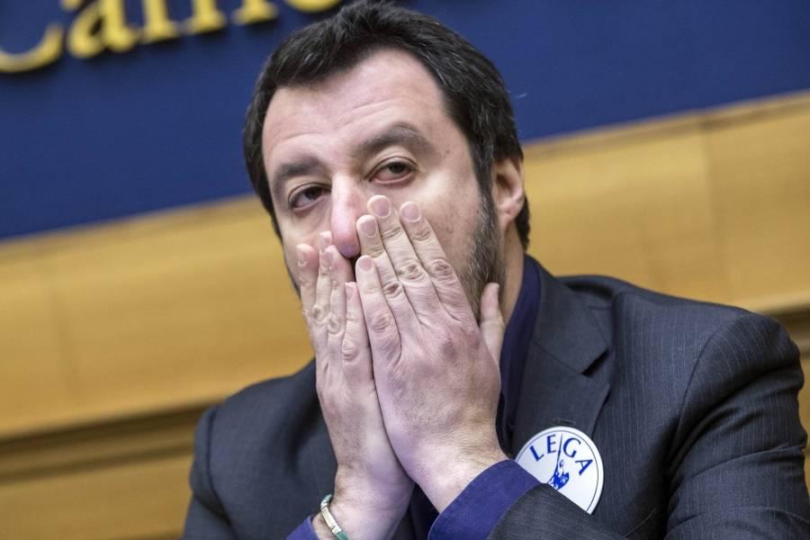 Salvini nel luna park dello ius soli