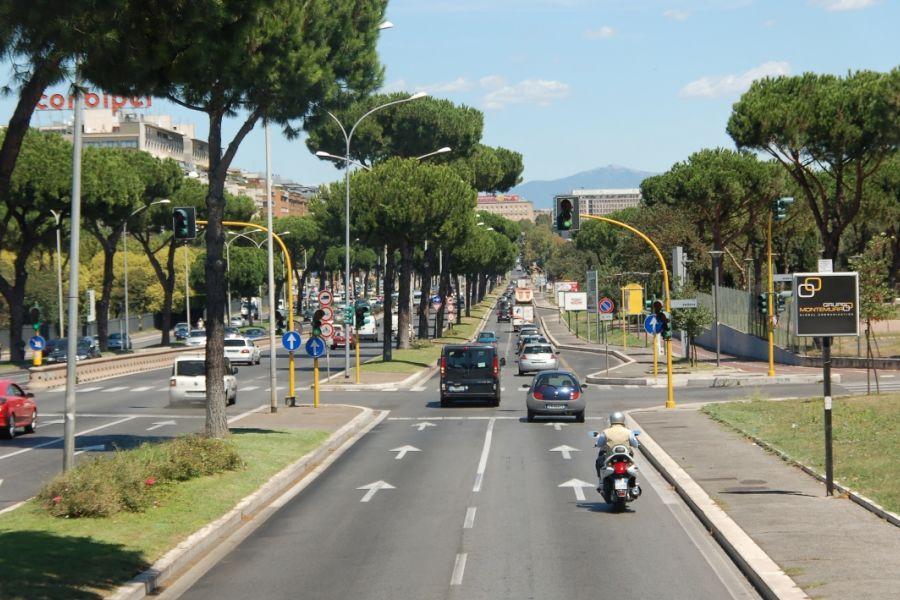 Bambino morto a Roma: malore in auto