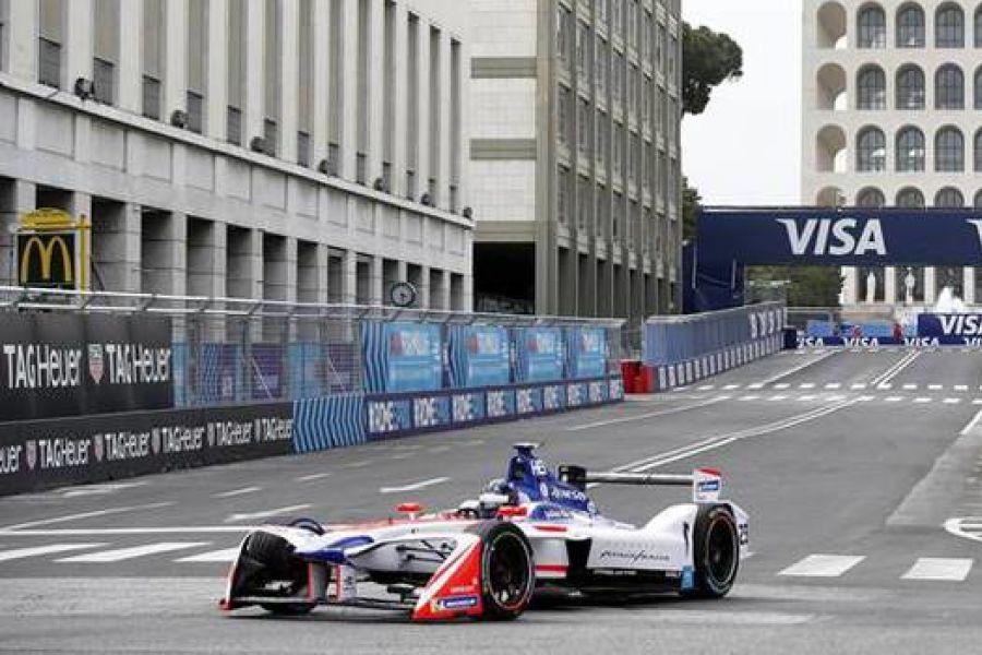 Formula E, roma paralizzata dal traffico