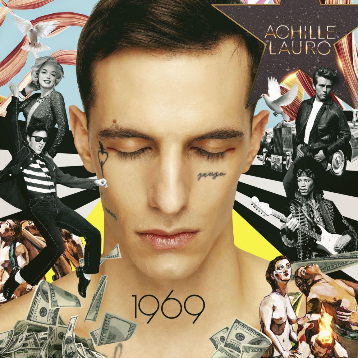 Rolls Royce Tour: Achille Lauro, nuovo cd e concerti