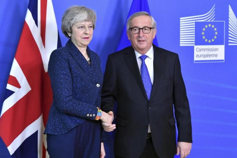 Brexit, Juncker, no deal: è countdown