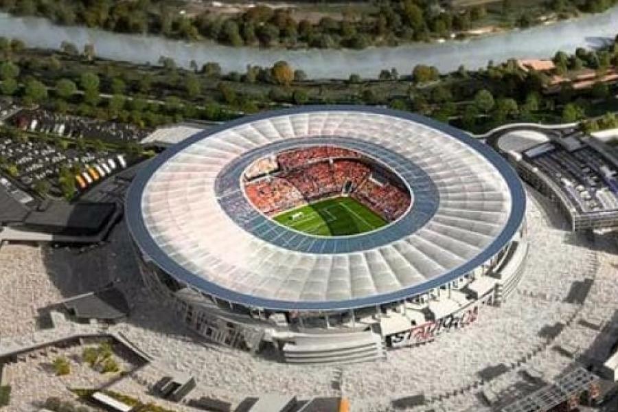 Stadio della Roma: decade l'interesse pubblico
