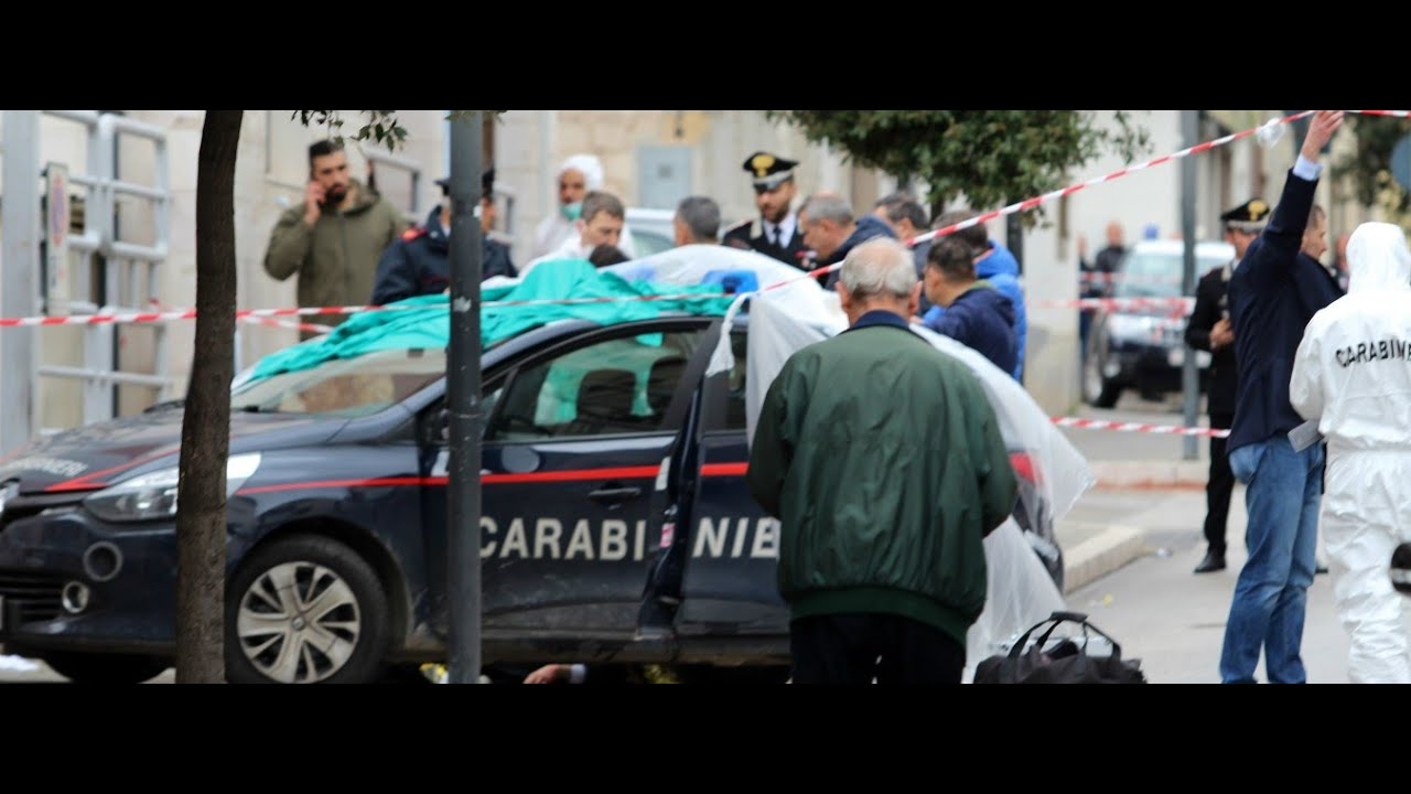 Carabiniere ucciso: l'assassino ha usato l'intero caricatore