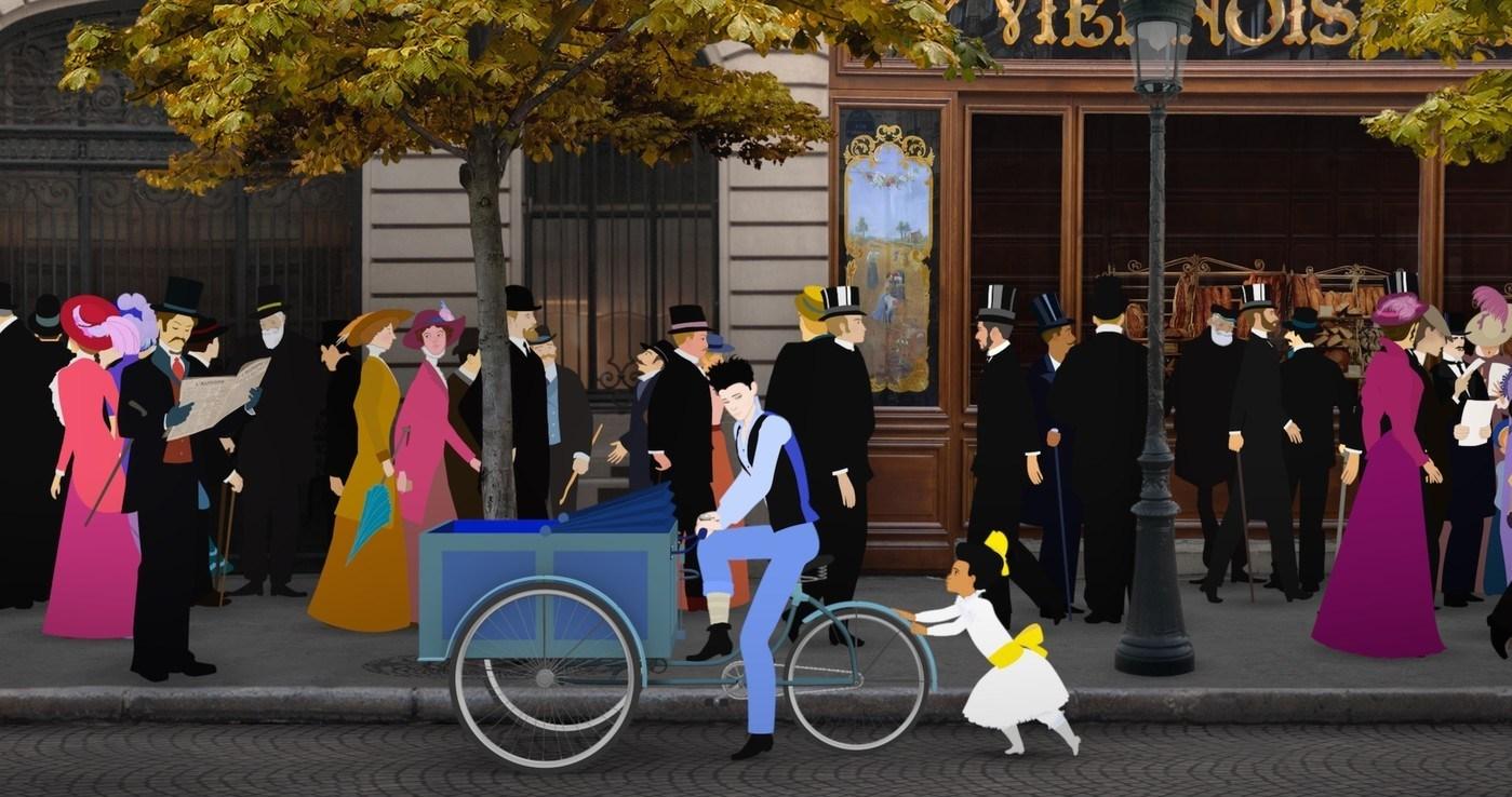 Dililì, bimba 'diversa nella Parigi della Belle Epoque