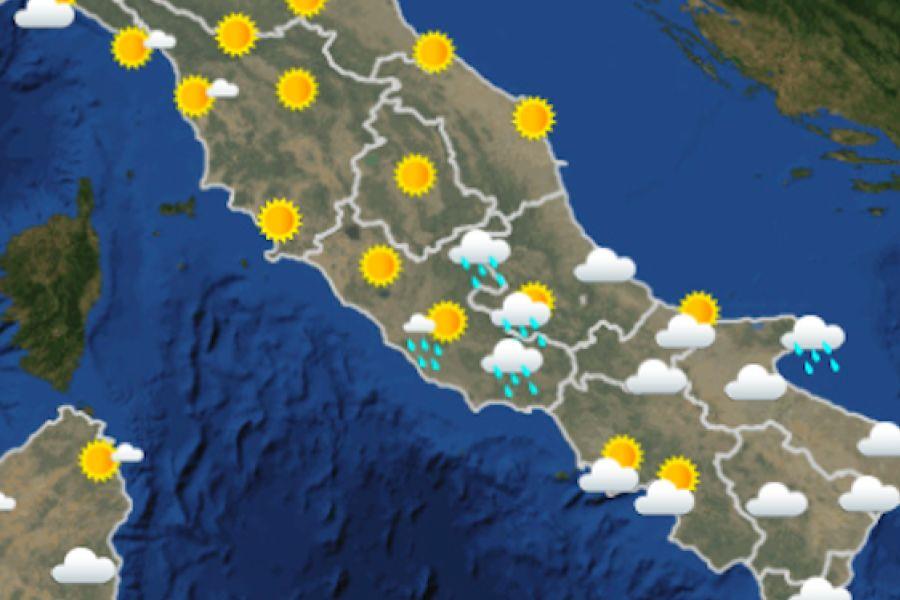 Meteo a Pasqua e Pasquetta: sole o pioggia?