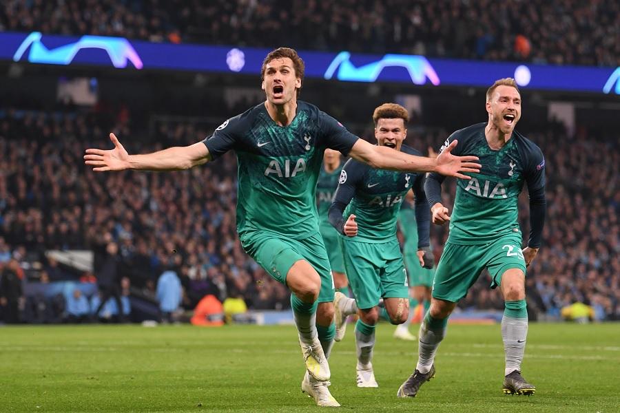 Super Champions: 4-3, è delirio Spurs