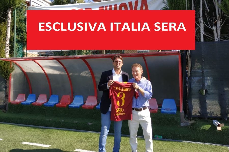 Il primo allenatore di Totti rivela: 'Poteva andare alla Lazio'