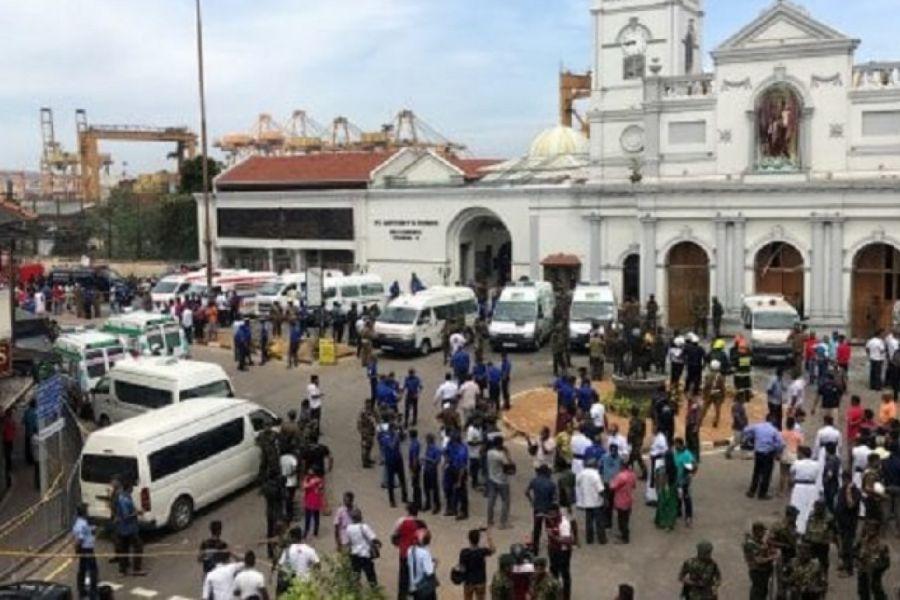 Sri Lanka, bombe su hotel e chiese: 186 morti, 35 stranieri