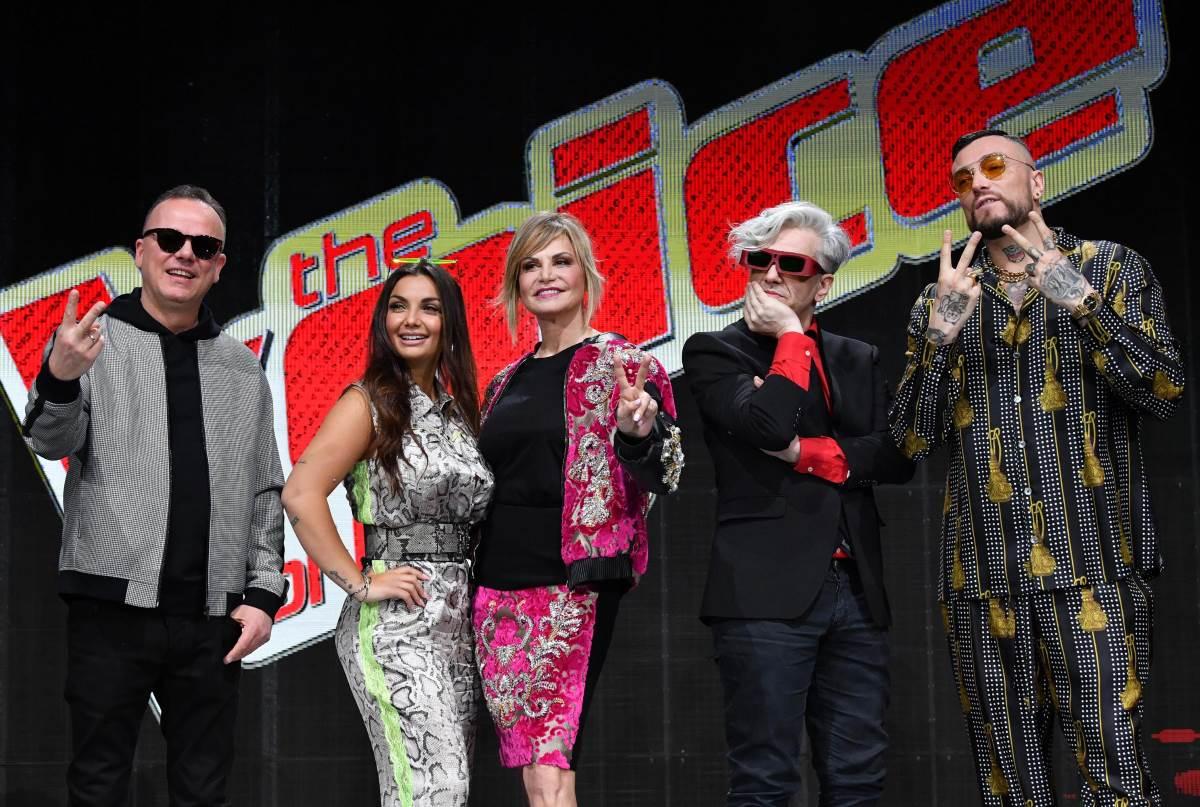 The Voice: la Ventura & C. A caccia di talenti